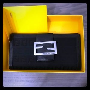 Fendi Rugato Wallet